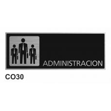 Cartel administración
