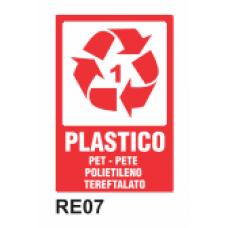 Cartel plástico 1