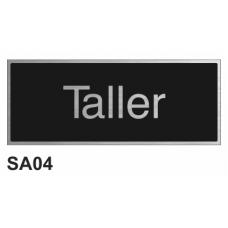 Cartel taller
