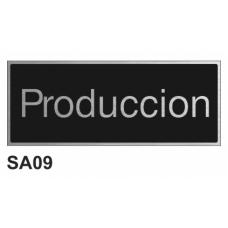 Cartel producción